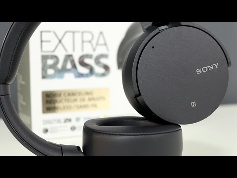 Sony MDR-XB950N1 Extra Bass Headphones Review