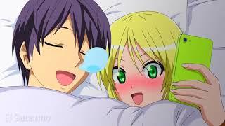 Anime    Cuando Tu Novia Quiere Dormir Contigo    Mangaka San Latino
