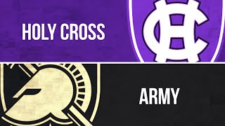 PLN Classic: Women's Basketball, Holy Cross at Army (Feb. 12, 2014)