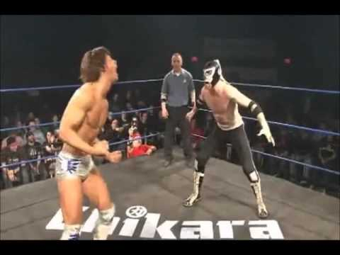 Ibushi & Generico Amazing Sequence