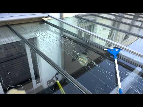 Pergola Glasüberdachung Glas-Veredelung