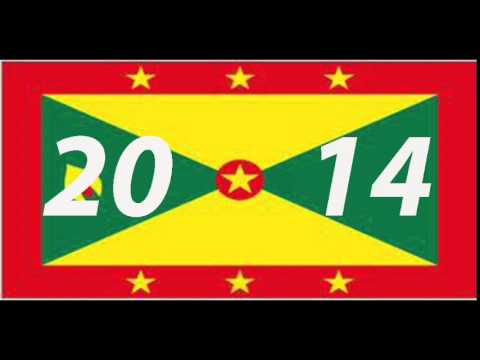 BEST OF 2014 GRENADA SOCA