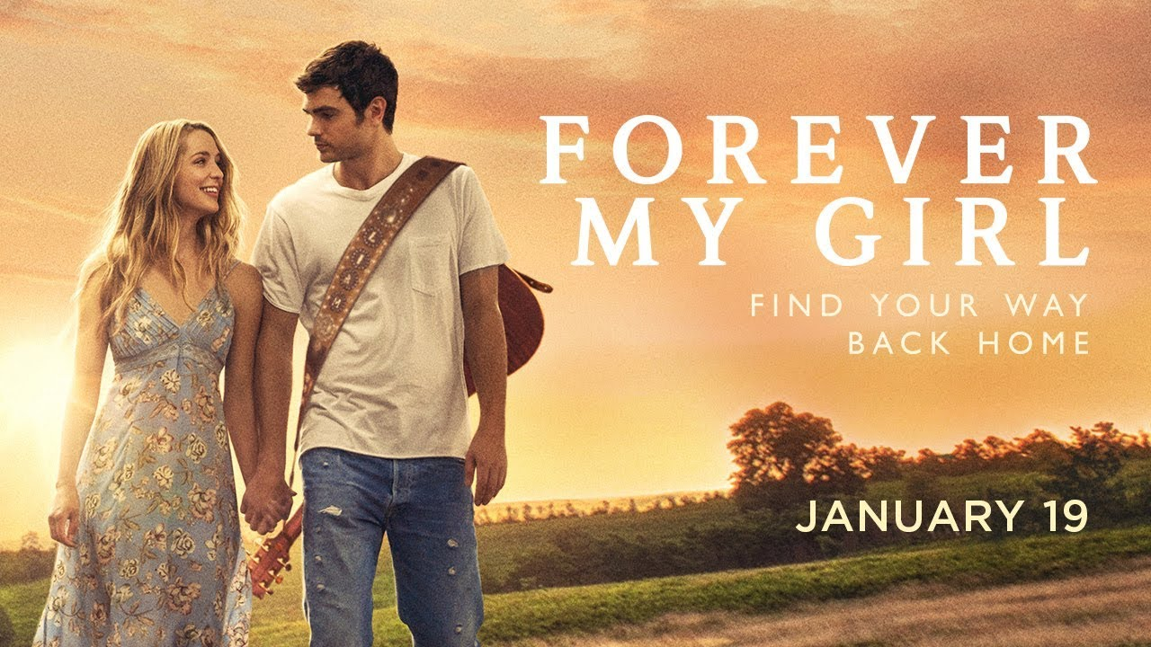 >Forever My Girl | Official Trailer | Roadside Attractions | In theaters January 19