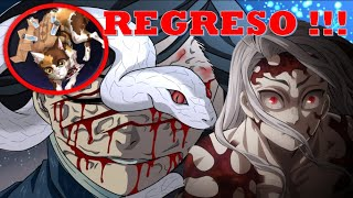 Muzan Kibutsuji  - (Demon Slayer: Kimetsu no Yaiba) - REGRESAN a la BATALLA !!! El Punto DÉBIL de MUZAN     Review 194 Kimetsu no Yaiba