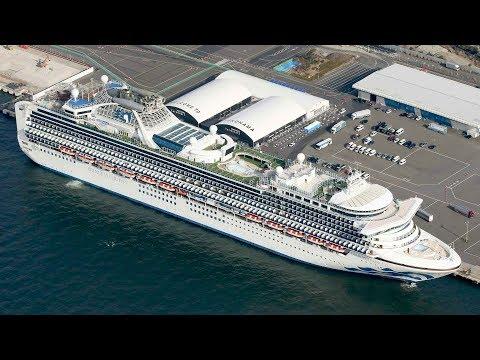Diamond Princess cruise ship becomes biggest centre of COVID-19 outside China