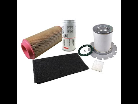 Screw Compressor Filters