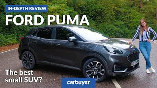 2021 Ford Puma in-depth review - the best small SUV to buy? by Carbuyer