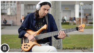 ALEX LOFOCO - SLAP BASS ON FLATWOUND STRINGS