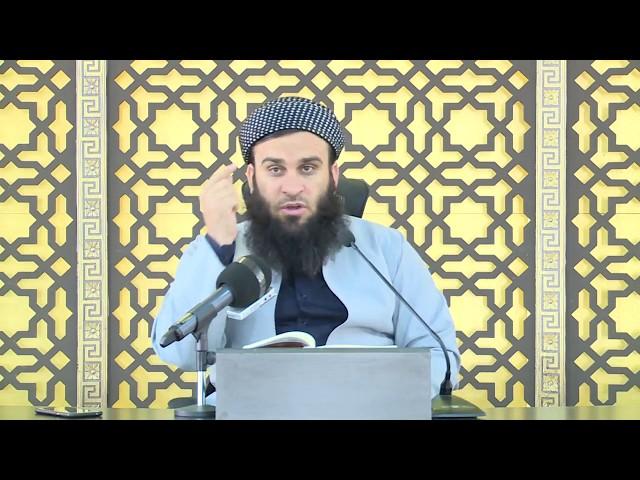 وانەی (07 - تيسير العليِّ شرح شمائل النبيِّ للترمذيِّ (7) من الحديث الثامن عشر إلى الحديث الرابع والعشرون)