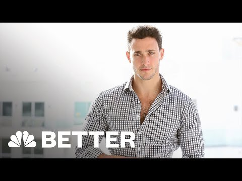 'Sexiest Doctor Alive' Mike Varshavski: 'I Nerded Myself Out Of Being A Nerd' | Better | NBC News