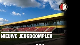UPDATE | Rondleiding op nieuwe complex Feyenoord Academy