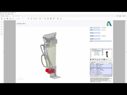Autodesk Inventor 2017 - 3D PDFs