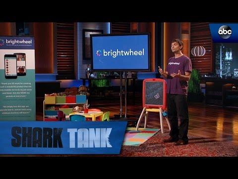 , title : 'brightwheel Pitch - Shark Tank