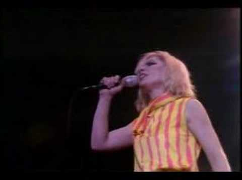 Blondie - Eat To The Beat/Picture This (Live 1979)
