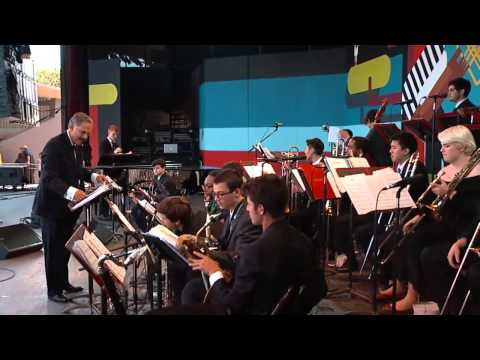 2014 Next Generation Jazz Orchestra Live at the 57th Monterey Jazz Festival