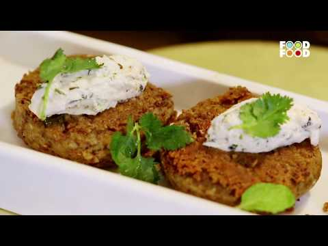 Kale Chane Ke Kabab | Monsoon Magic | Chef Ajay Chopra | FoodFood HD