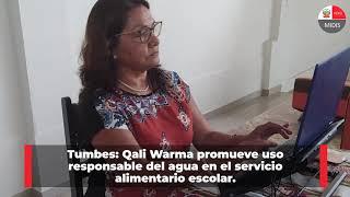 Micronoticiero Qali Warma Informativo / 15 de septiembre de 2020
