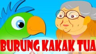 Burung Kakak Tua | Lagu Kanak-Kanak Melayu Malaysia