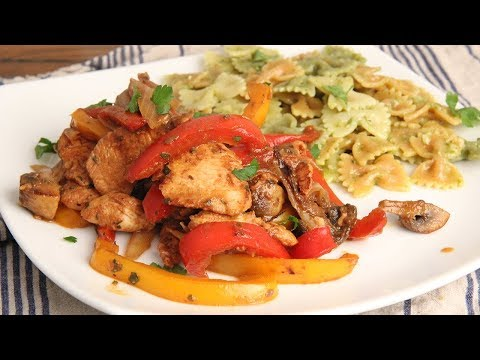 Chicken Stir Fry with Vegetables (Italian Style!) | Episode 1234