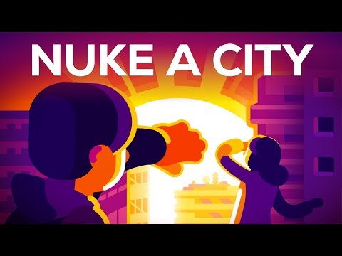 Kurzgesagt - What if we nuke a city?