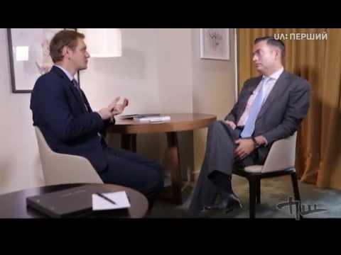 Сергей Фурса, специалист отдела продаж долговых ценных бумаг, для Першої Шпальти (19:20) (Интервью)