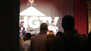 Chase Rice - How She Rolls - CMA Fest 2014