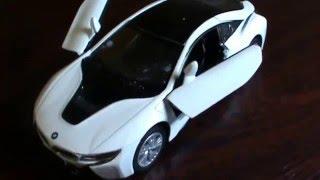 BMW I8 Модель 1/36