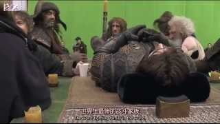 Hobbit. Pogrzeb Synów Durina (Durins Sons Funeral. B5A Extended Edition/Behind The Scenes)