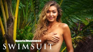 Gigi Hadid Best Moments: Jersey Shore Fun, Tropical Kauai & Tahiti | Sports Illustrated Swimsuit