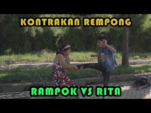 RAMPOK VS RITA || KONTRAKAN REMPONG EPISODE 223