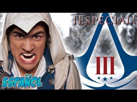 ULTIMATE ASSASSIN'S CREED 3 SONG – ¡ESPAÑOL! [Music Video] 100% Full Crackeado