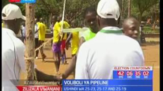 Dominion yashinda Kisumu stars 3-0, Voliboli ya pipeline