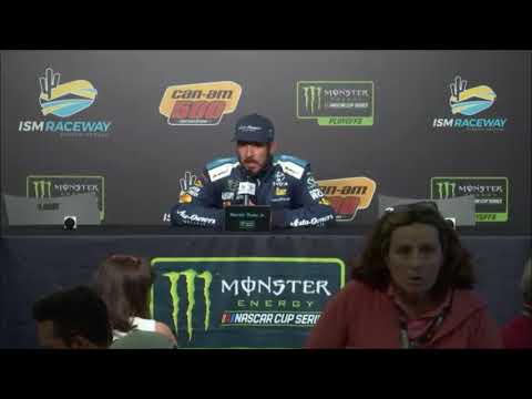 2018 NASCAR Phoenix Cup Pre-Race Q&A with Fernando Alonso