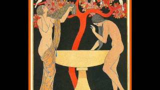 Debussy - Musique pour accompagner la récitation de douze
