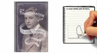 Be The Teacher: Write Like Fitzgerald