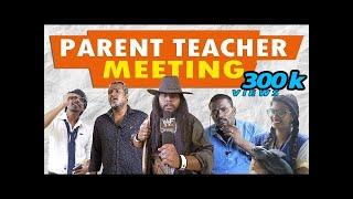 Parent Teacher Meeting   Students as Parents   School Life   Veyilon Entertainment