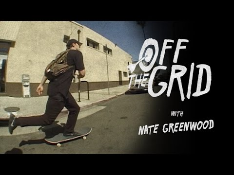 Nate Greenwood - Off The Grid