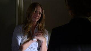 Criminal Minds 10x11 - JJ Tells Reid Her Baby Died HD