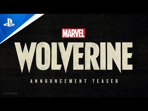 Trailer d'annonce PlayStation Showcase 2021 de Marvel's Wolverine