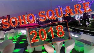 Soho Square  Площадь Сохо в Шарм эль шейхе 2018