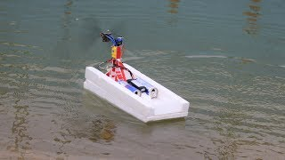 How to make a AIRBOAT