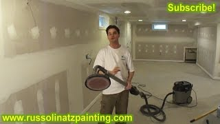 Porter Cable Drywall Dust-free Sander