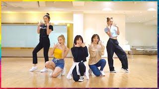 [MIRRORED] Red Velvet (레드벨벳)   'Umpah Umpah (음파음파)'   Dance Practice (안무연습 거울모드)