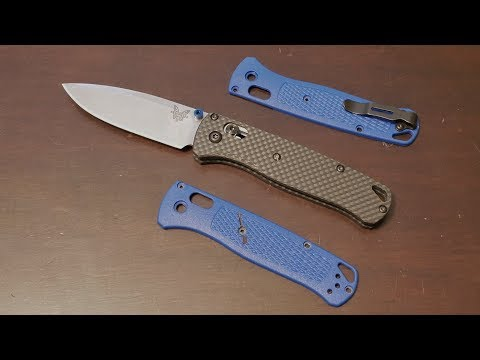 Benchmade bugout update: my new favorite knife?