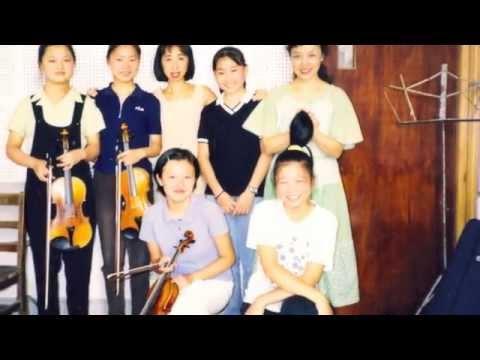 Wu Jie playing Barber Violin Concerto