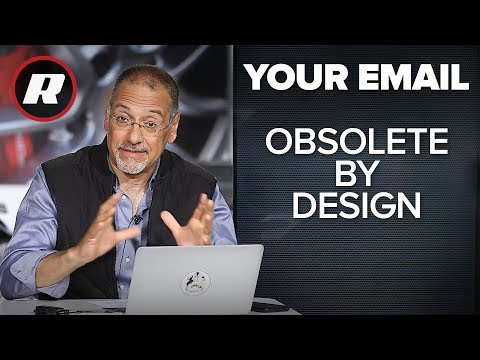Your Email: Why your car can't be repaired: Built-in obsolescence? Cooley explains