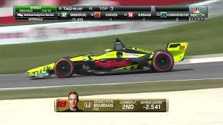 FAST FORWARD: 2018 Honda Indy Grand Prix Of Alabama