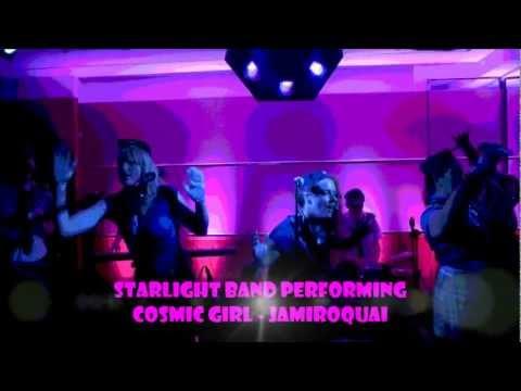 Starlight band - Aviators Ball