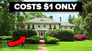 10 Mansions No One Wants To Buy Even For $1