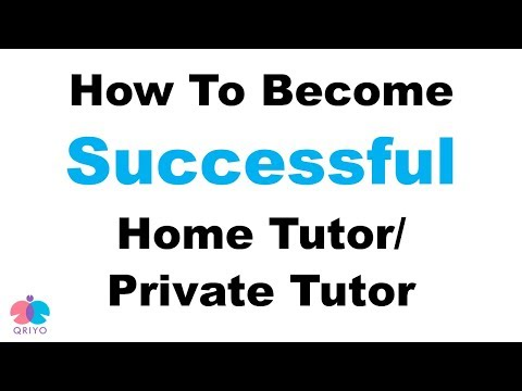 Tips for Home Tutors | Become a successful Home tutor | Boost Tutoring Career